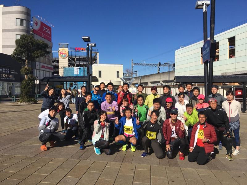 2018/1/14 大和ふれあいの森~泉の森 & 新年会