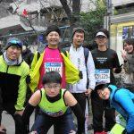 2019/3/3 東京マラソン2019
