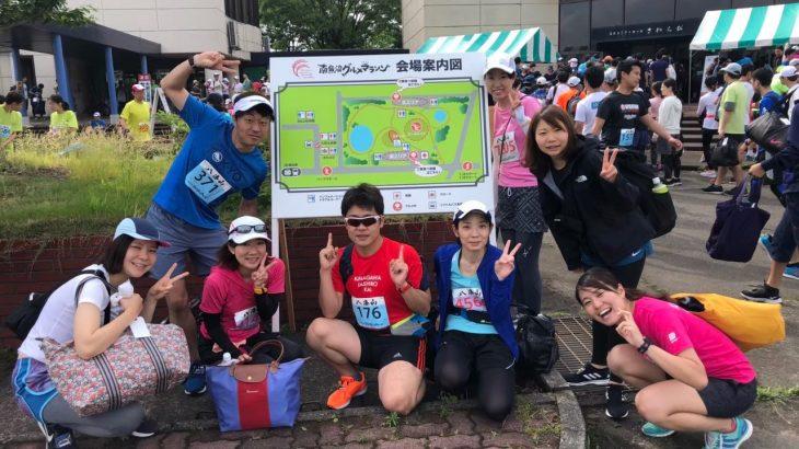 2019/6/9 第10回南魚沼グルメマラソン
