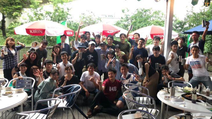 2019/6/30 ビール工場見学&BBQラン