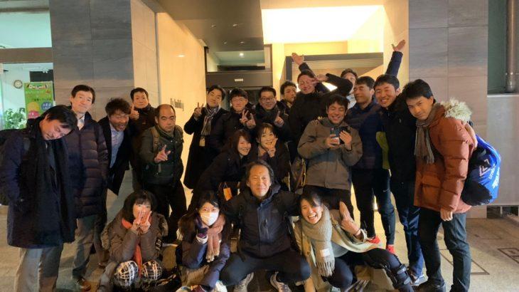 2019/11‐12月 新横浜&みなとみらい夜ラン会