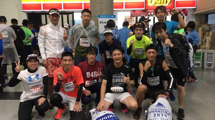 2019/11/10 横浜マラソン